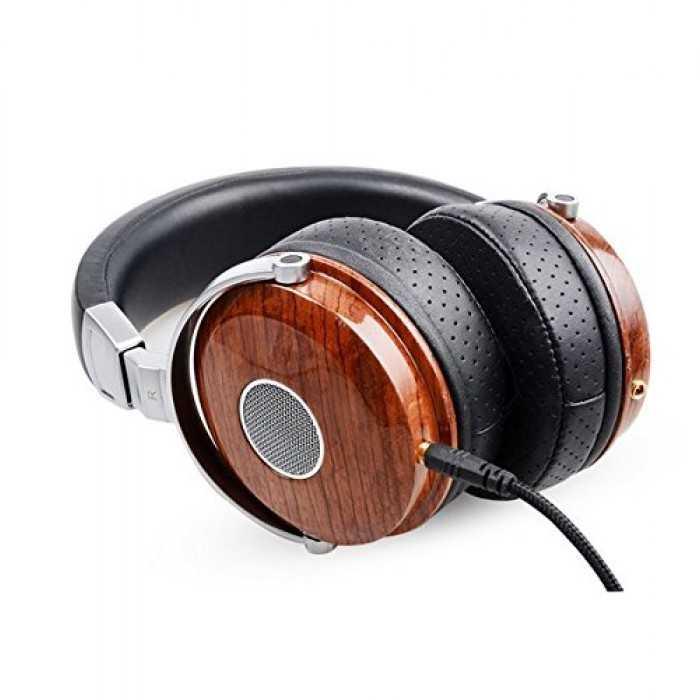 audio natural hechos a mano auriculares de madera calidad en sonido