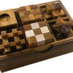 caja madera juegos de mesa