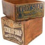 cajas de jabon antiguas
