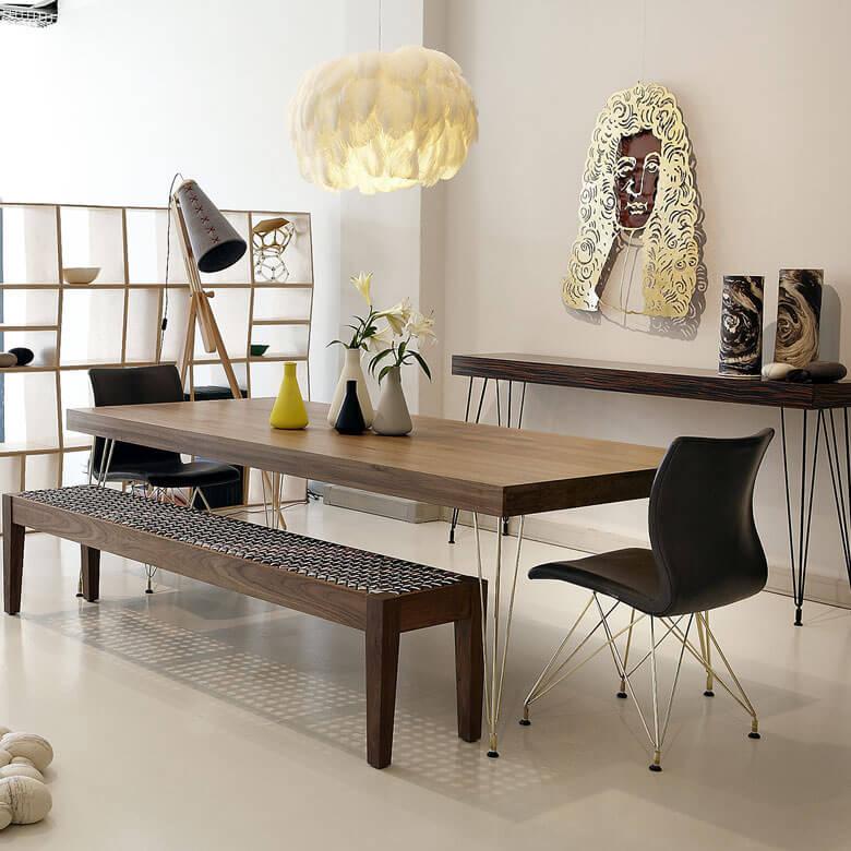 comedor mesa madera decoracion