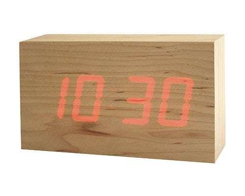 objetos innovadores de madera