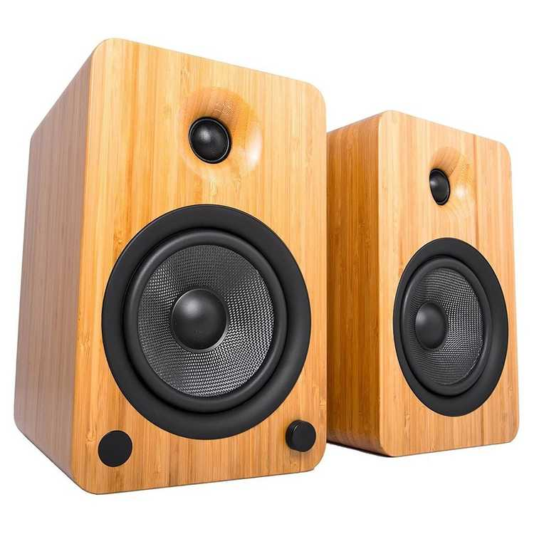 altavoces escritorio repisa alta definicion audio diseno
