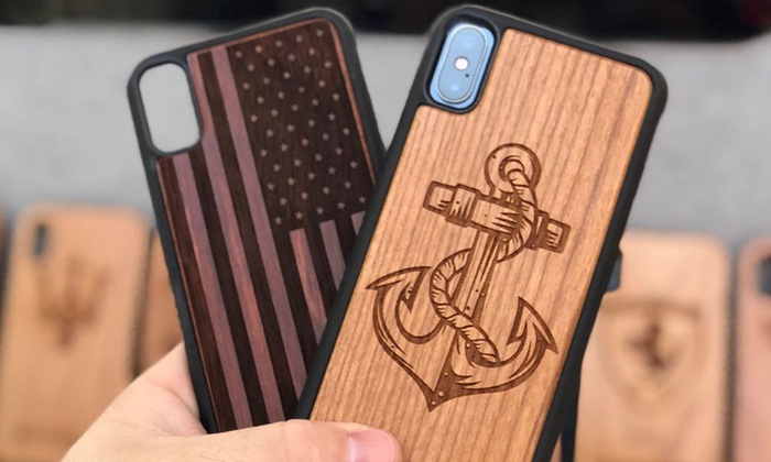 un toque vintage a tu telefono movil fundas de madera personalizadas