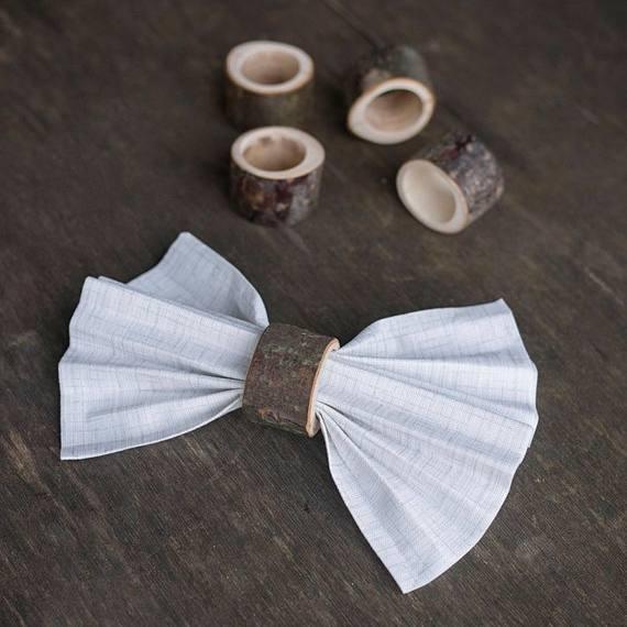 servilleteros rusticos de madera para bodas