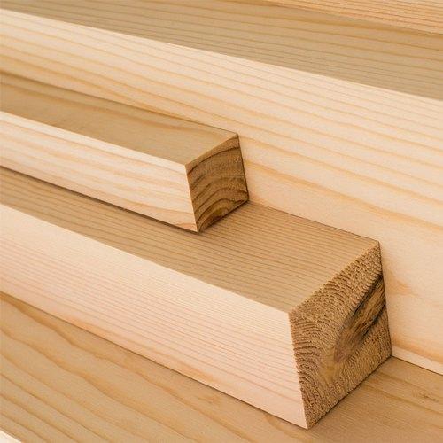 madera de pino