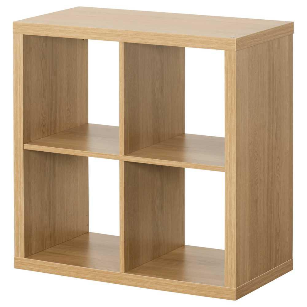 estantes de melamina cuadrados combinados